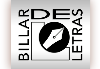 Billar de letras logo